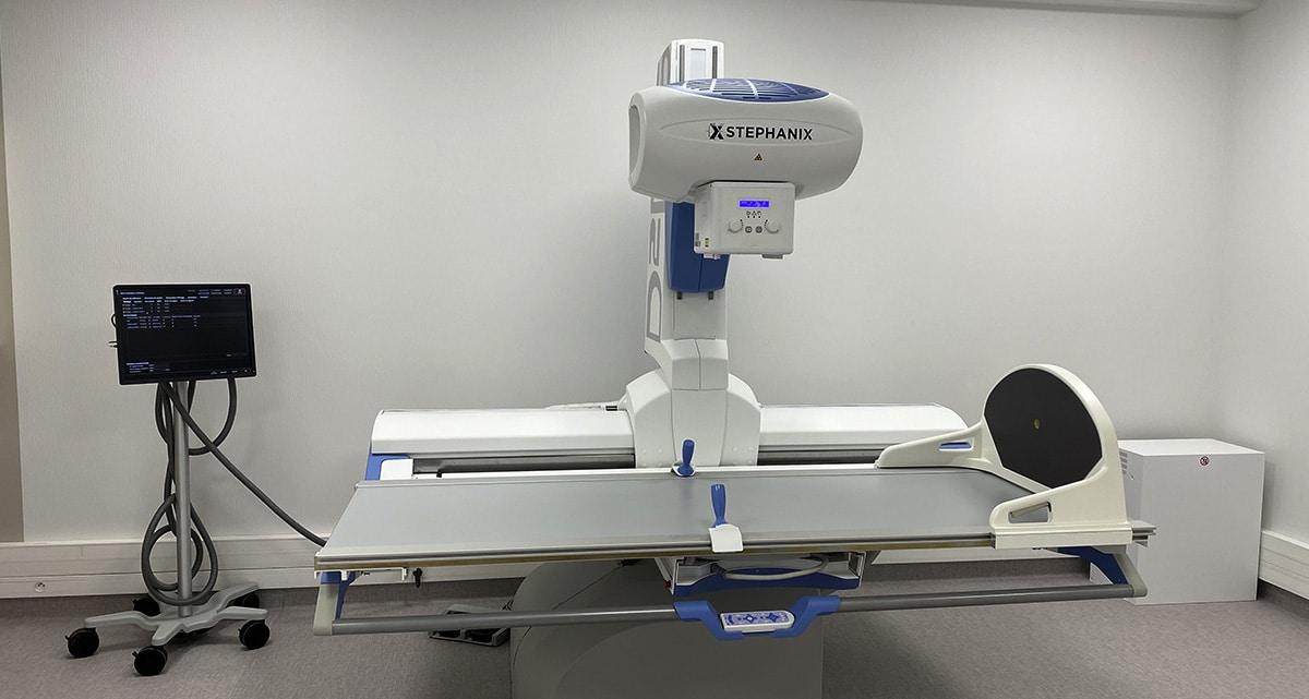 Radiodôme réalise votre radio à Issoire dans son nouveau Centre de Radiologie