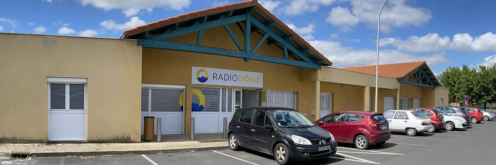 Radiodôme, votre nouveau Centre de Radiologie et d'Imagerie médicale à Issoire